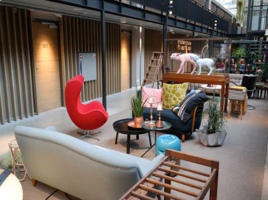 restaurant hotspot REMISE47 AMSTERDAM