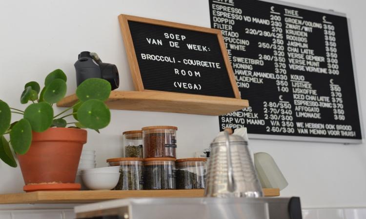 KOFFIE & IK UTRECHT: RUSTIG WAKKER WORDEN MET SLOW KOFFIE EN THEE