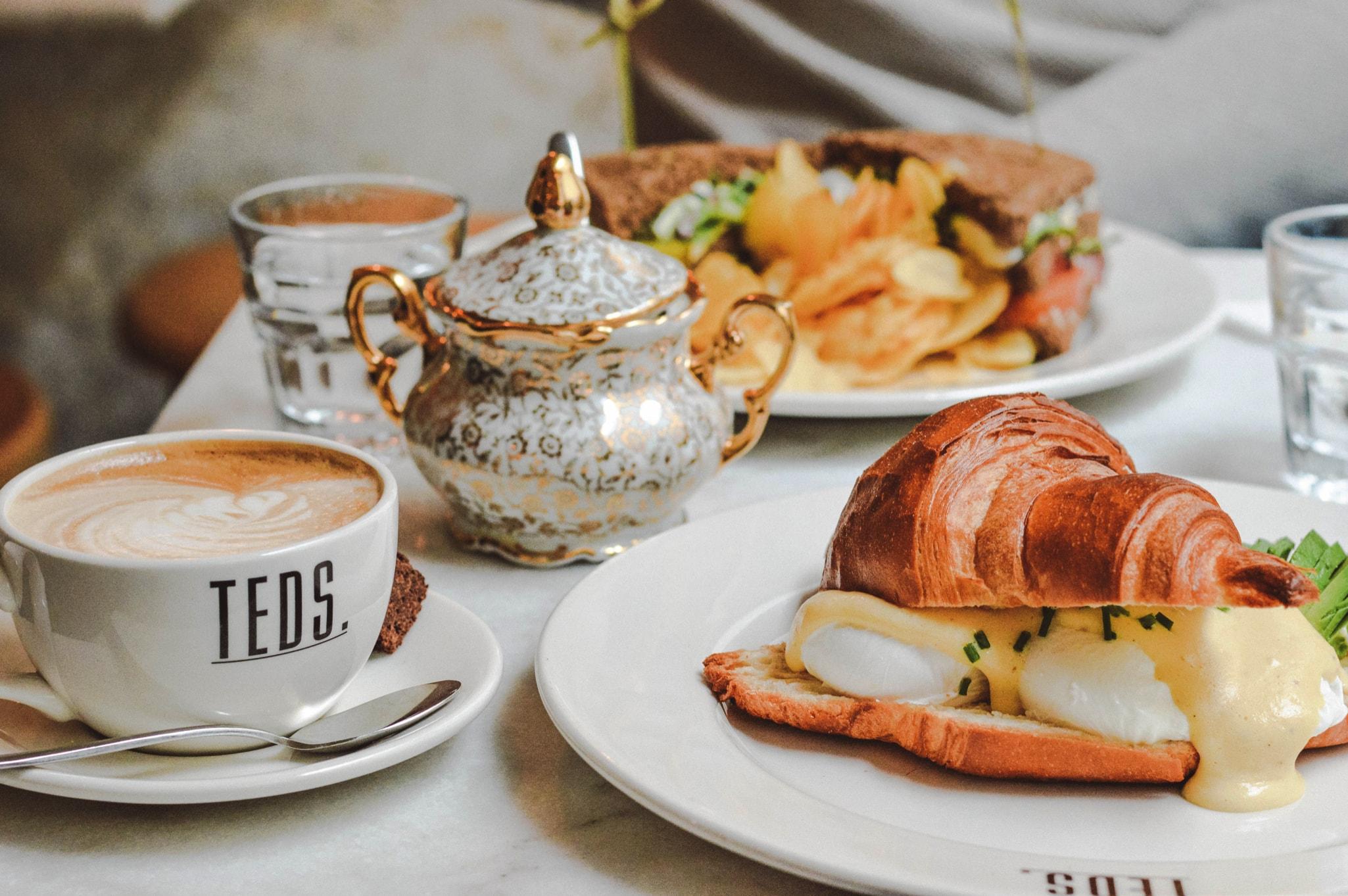 TEDS UTRECHT: ALL DAY EVERY DAY BRUNCH CAFÉ
