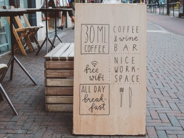 30ML UTRECHT: FIJNE KOFFIEBAR MET ALL DAY BREAKFAST