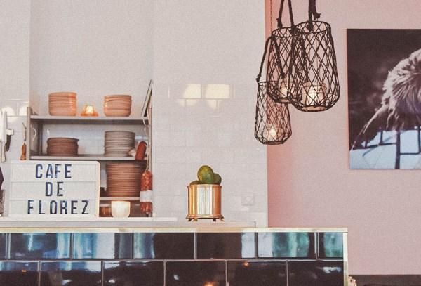 CAFÉ DE FLORÈZ DEN HAAG: LUNCHROOM MET EEN GEZELLIG FRANS TINTJE