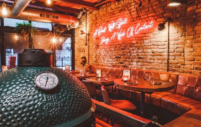 THE ROASTCLUB EINDHOVEN: PLACE TO BE VOOR ROASTING FOOD EN LEKKERE WIJNEN