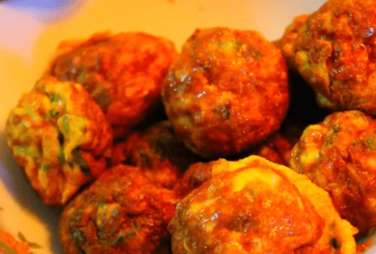 Egg-paniyaram