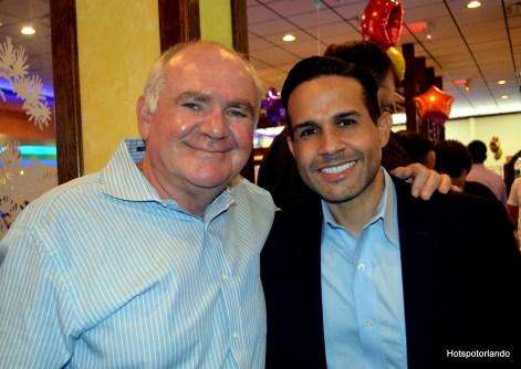 Pablo Rosemberg and Luis Martinez (City of Orlando)