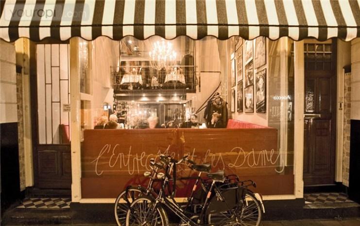 Restaurant l'Entrecote et les Dames Amsterdam