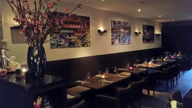 Restaurant CHI Amsterdam