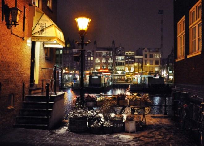 Restaurant de Compagnon Amsterdam