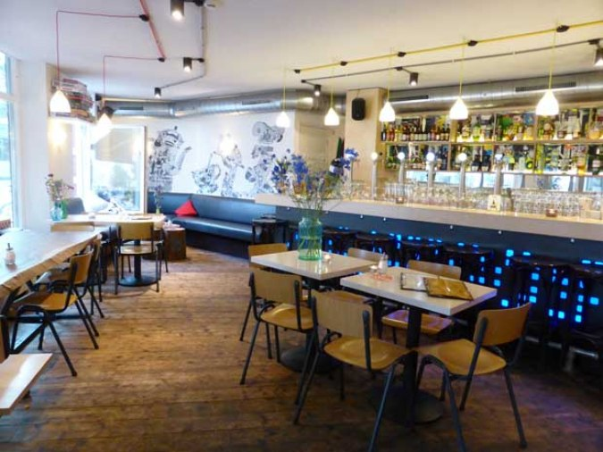 Cafe Bosco Amsterdam