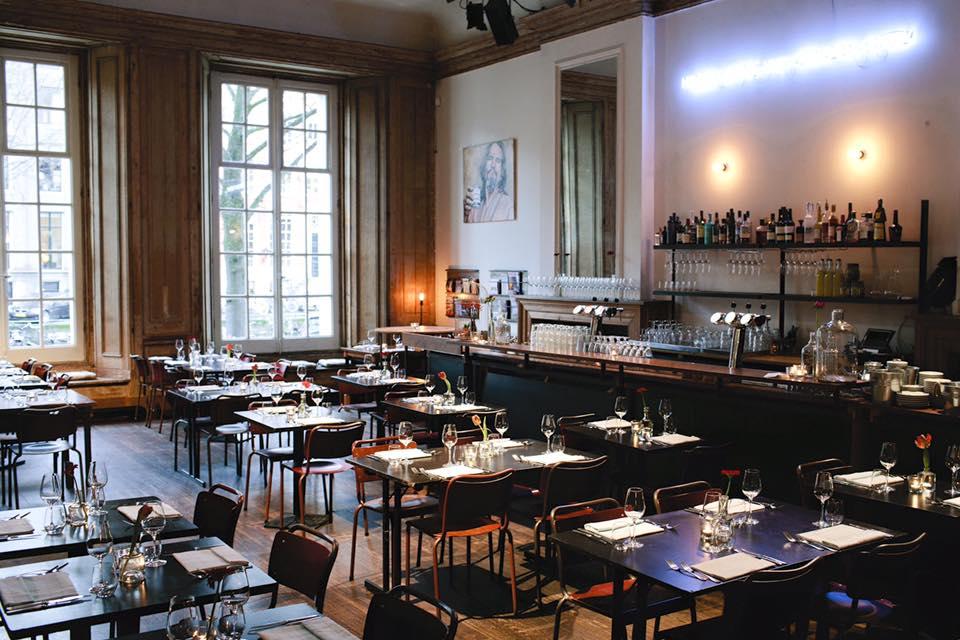 restaurant staets amsterdam