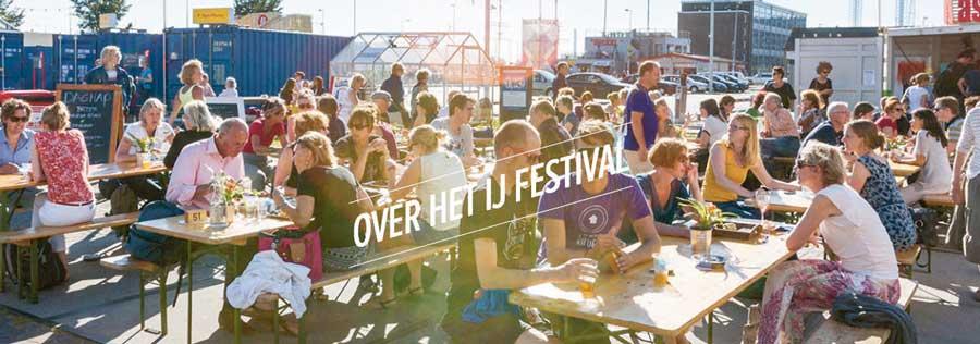 Over het IJ festival Amsterdam