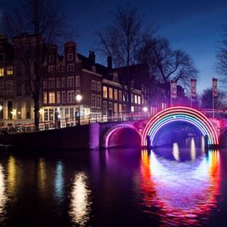 30 nov – 21 jan, Amsterdam Light Festival