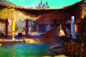 Jamez Hot Spring Pool