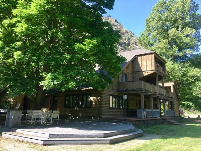 Salmon River Hot Springs for Sale
