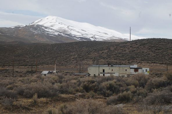Nevada Mineral Hot Springs for Sale