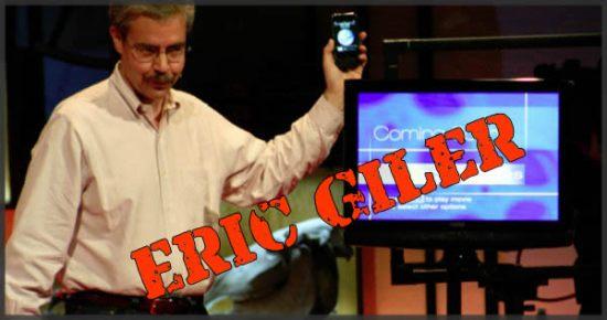 Eric Giler on Ted