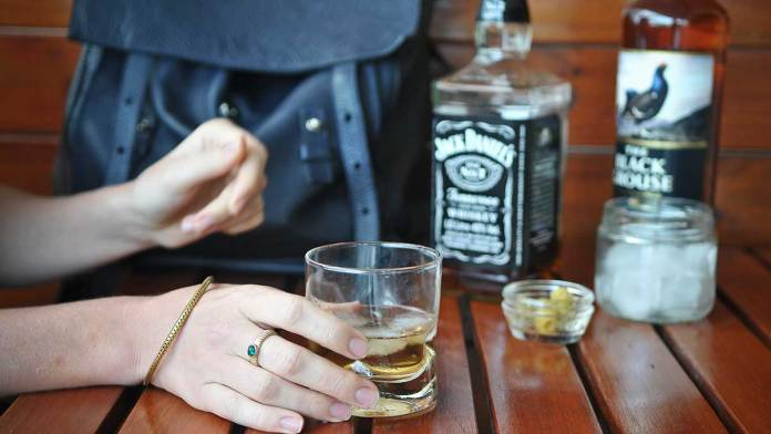 whisky HotSweetHome
