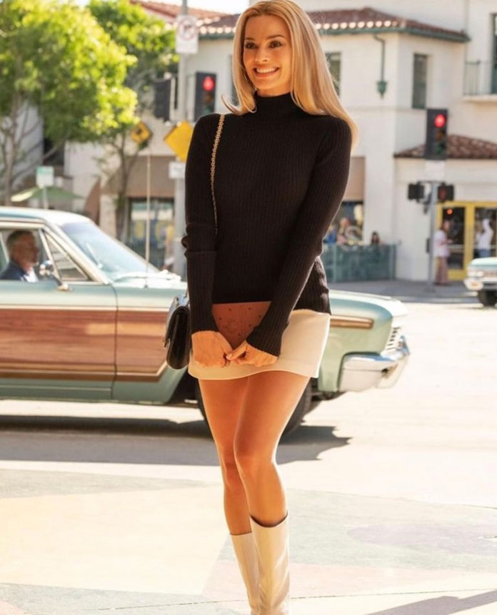 Margot Robbie HotSweetHome