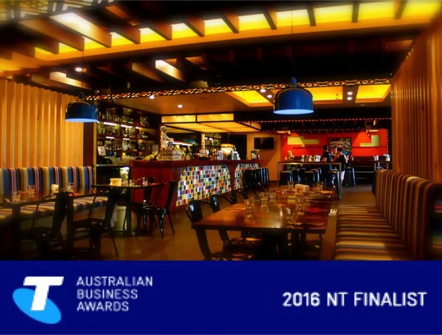 Tequila Time – Telstra Business Awards