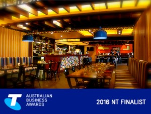 Hot Tamale, Telstra Business Awards Finalist 2016