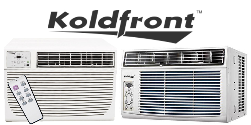 Koldfront 12,000 BTU Heat/Cool Window Air Conditioner Reviews