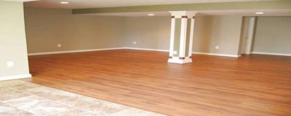 How to Install Laminate Floors Basement