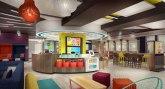 """The Hive"": Tru by Hilton setzt in Sachen ""Living Lobby"" neue Akzente (Foto: Hilton Hotels)"