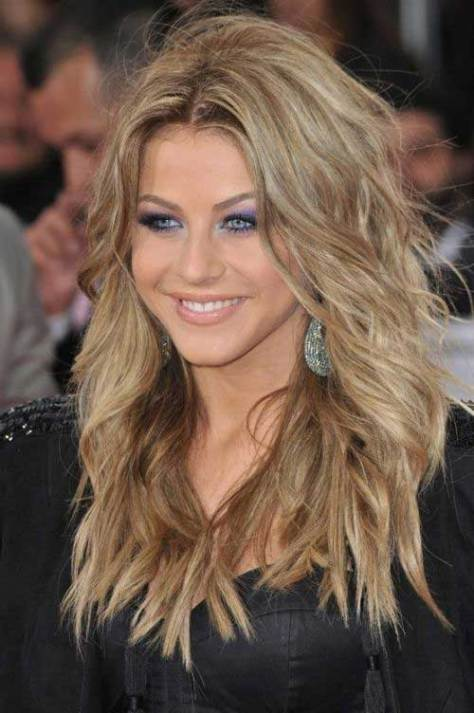 attractive-long-choppy-hairstyle