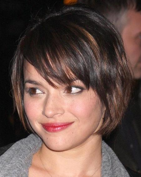 cute-short-layered-bob-hairstyles