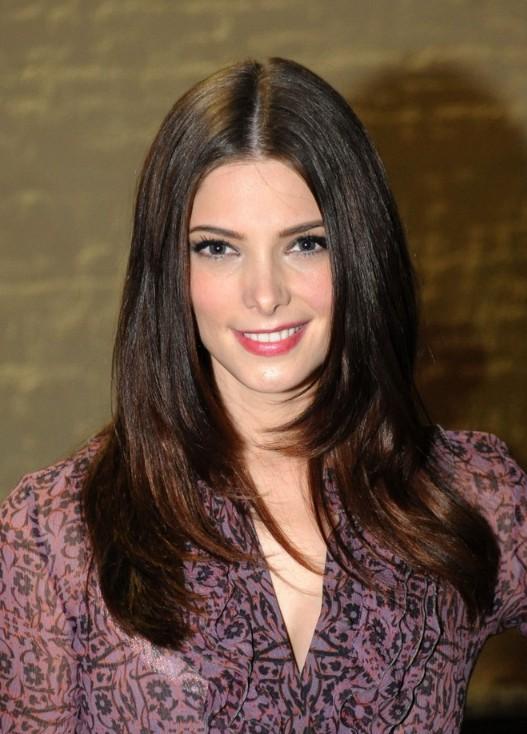 easy-simple-medium-center-part-hairstyle