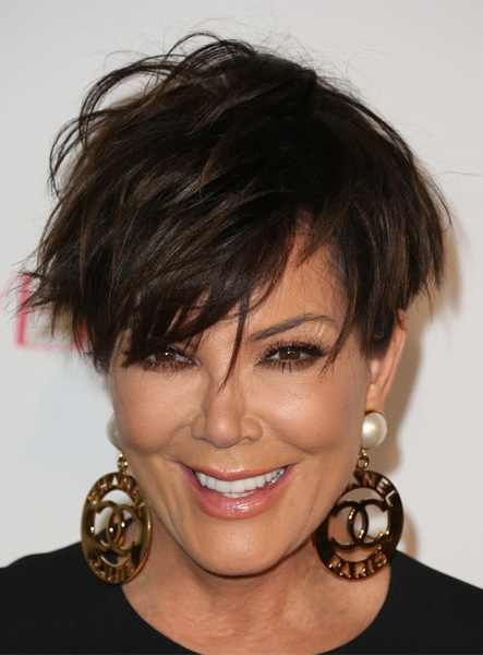 kris-jenner-short-straight-hairstyle