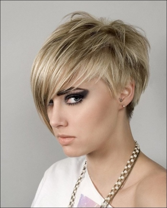 short-choppy-hairstyles