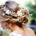 35 Elegant Wedding Hairstyles For Medium Hair