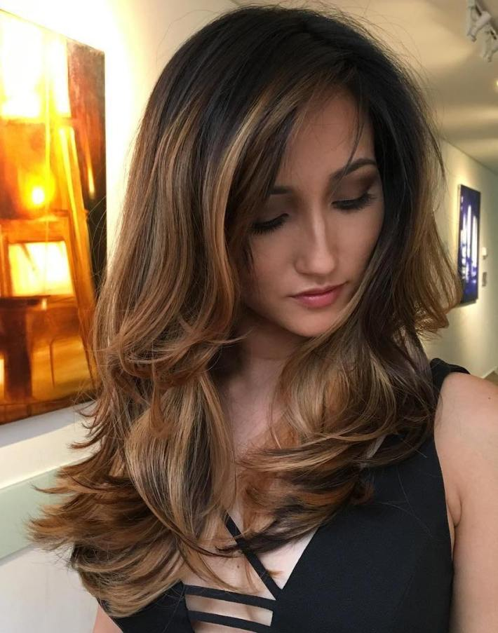 25 perfect examples of hairstyles for thick hair - haircuts