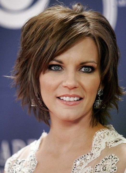 short-layered-hairstyles-with-bangs