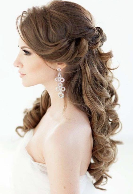 long-hairstyle-for-wedding