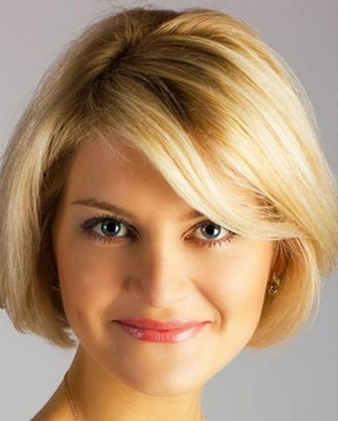 short-hairstyle-for-round-face
