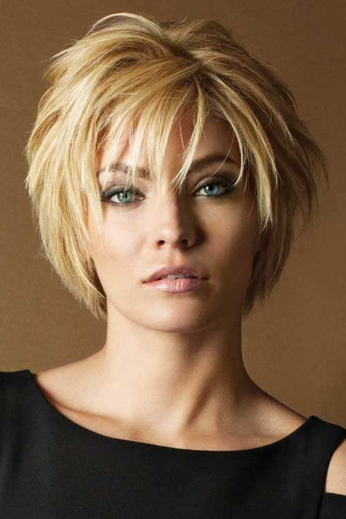 short-layered-hairstyle-with-bangs