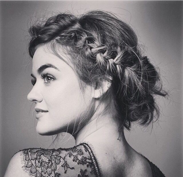 short-prom-hairstyle