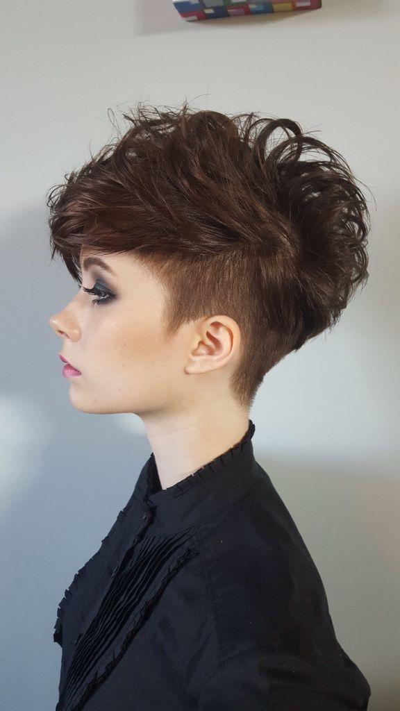 21 Most Coolest and Boldest Undercut Hairstyles for Women - Haircuts ...