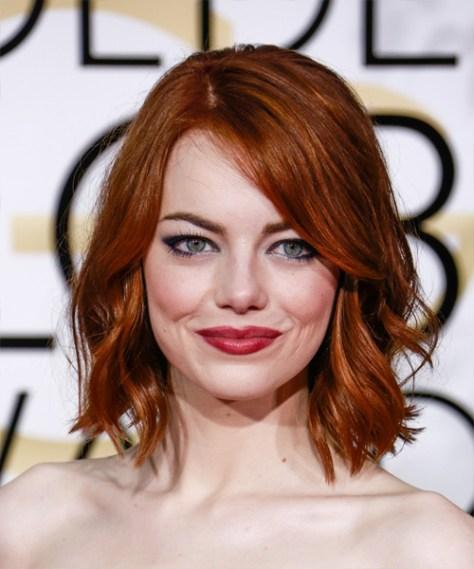 30 Glamorous Emma Stone Hairstyles for You Inspiration - Hottest ...