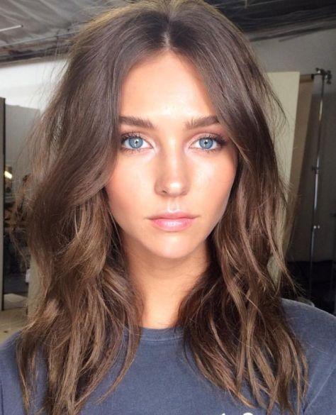 Medium Length Light Brown Hair