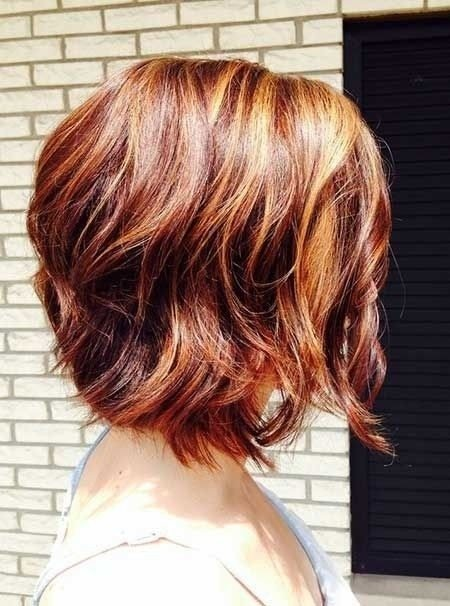 Ombre Short Wavy Hair