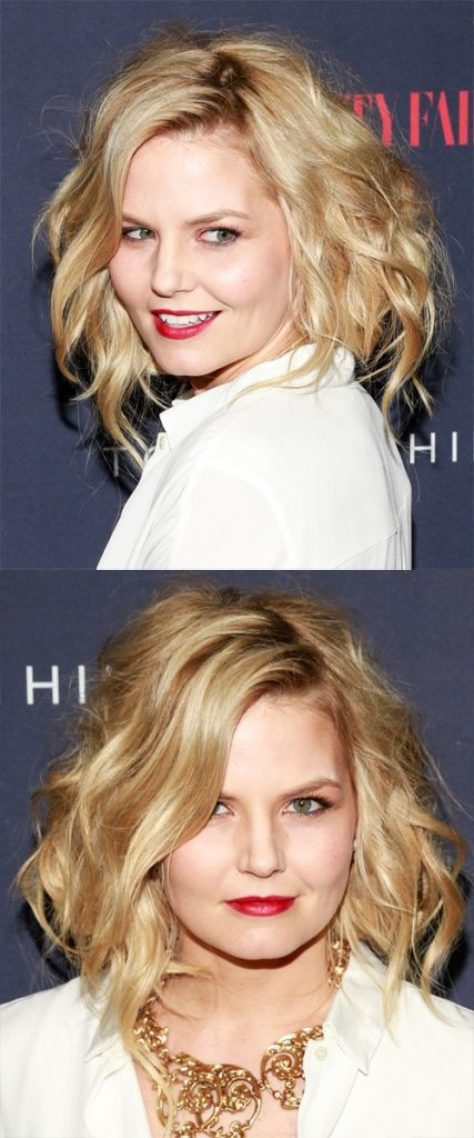 Messy Medium Blonde Casual Hairstyle