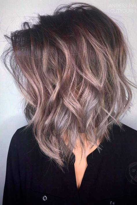 Textured Lob with Layers
