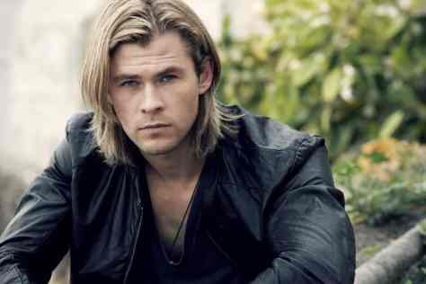 Stylish Long Hairstyle for Men