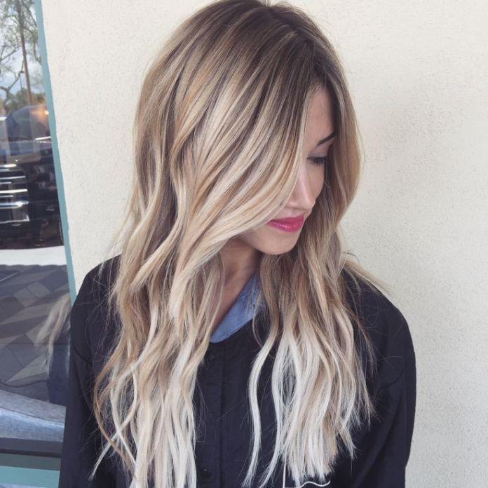 30 Balayage Wavy Long Hairstyles Hairstyles Ideas Walk The Falls