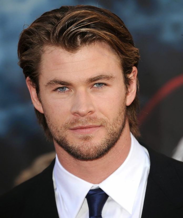 Men's Hairstyles for Round Faces