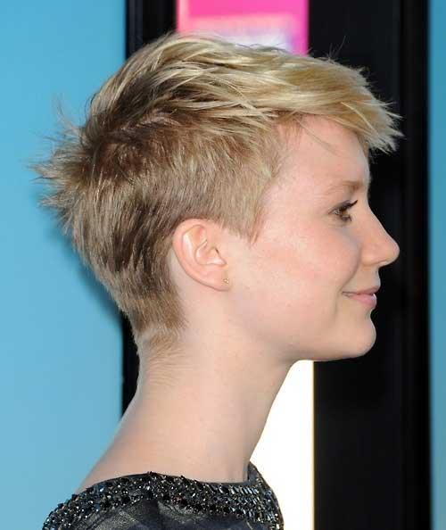 Short Boyish Haircut
