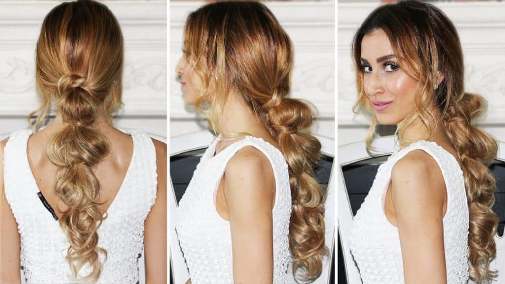 15 Types Of Ponytail Hairstyles Best Style For Women To Wear Haircuts & Hairstyles 2018