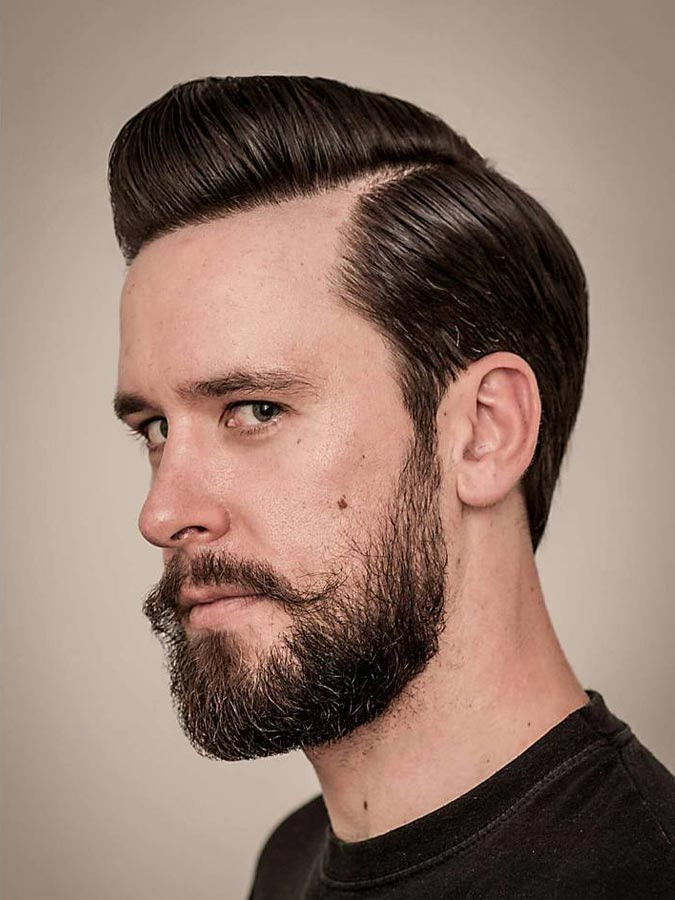 16 Most Attractive Men's Hairstyles With Beards - Haircuts ...